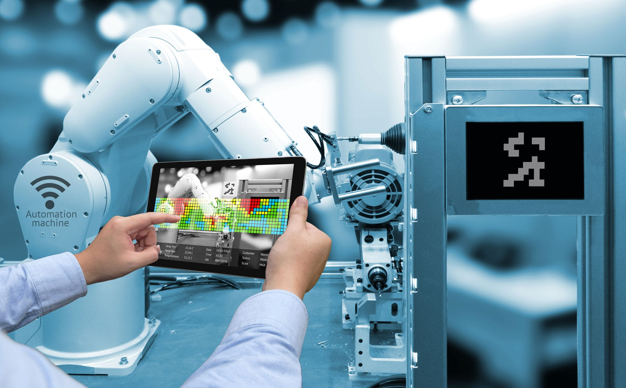 Technical Insight Into Automation Robotics Ask The Expert Mtc